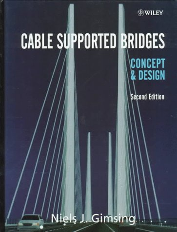 9780471969396: Cable Supported Bridges: Concept and Design