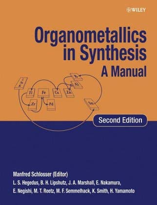 9780471969617: Organometallics in Synthesis: A Manual