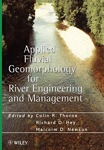 9780471969686: Applied Fluvial Geomorphology for River Engineering and Management