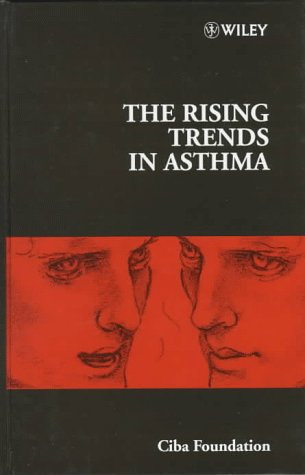 9780471970125: The Rising Trends in Asthma (Novartis Foundation Symposia)
