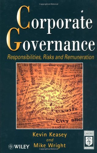 9780471970217: Corporate Governance: Responsibilities, Risks and Remuneration