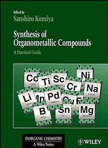 9780471970705: Synthesis of Organometallic Compounds: A Practical Guide