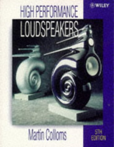 9780471970897: High Performance Loudspeakers