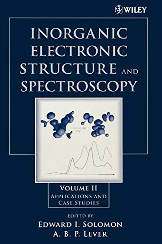 9780471971146: Inorganic Electronic Structure and Spectroscopy: Applications and Case Studies