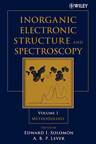 9780471971245: Inorganic Electronic Structure and Spectroscopy: Methodology v. 1