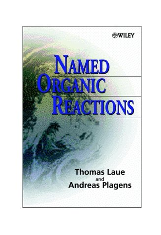 9780471971429: Named Organic Reactions