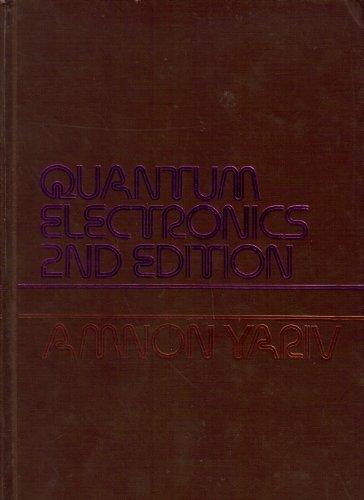 9780471971764: Quantum electronics