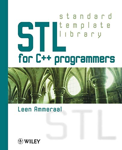 9780471971818: Stl for C++ Programmers