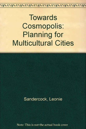 9780471971979: Towards Cosmopolis: Planning for Multicultural Cities