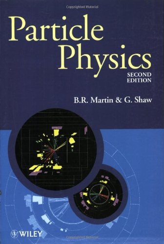 9780471972853: Particle Physics (Manchester Physics Series)