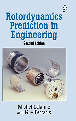 9780471972884: Rotordynamics Prediction in Engineering, 2nd Edition