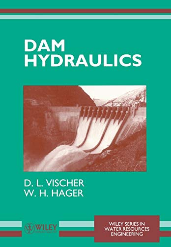 9780471972891: Dam Hydraulics (Wiley Series in Water Resources Engineering)