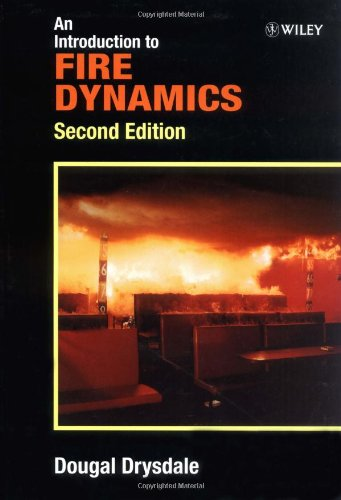 9780471972914: An Introduction to Fire Dynamics, 2nd Edition
