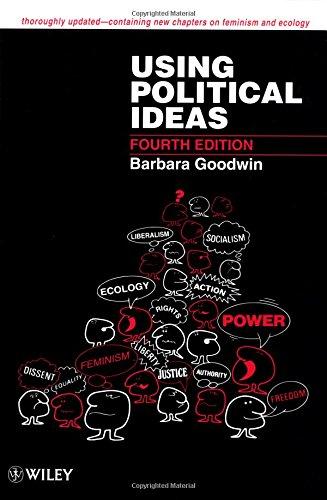 9780471973430: Using Political Ideas, 4th Edition