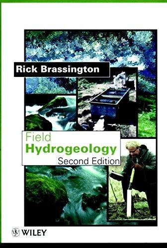 9780471973478: Field Hydrogeology, 2nd Edition