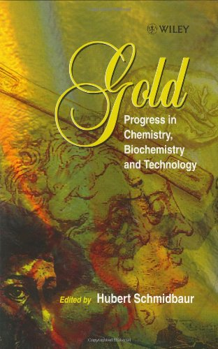 9780471973690: Gold: Chemistry, Biochemistry and Technology