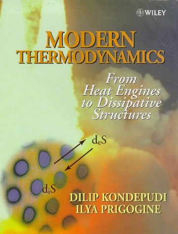 9780471973935: Modern Thermodynamics: From Heat Engines to Dissipative Structures