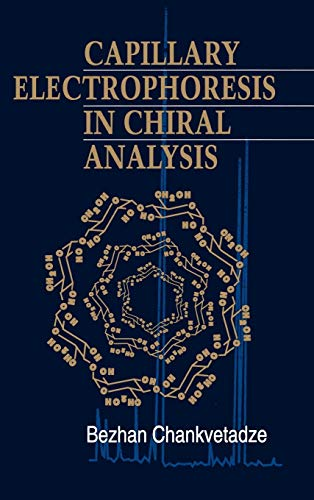 9780471974154: Capillary Electrophoresis in Chiral Analysis