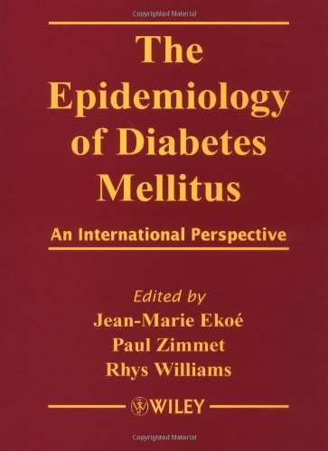 9780471974482: The Epidemiology of Diabetes Mellitus: An International Perspective
