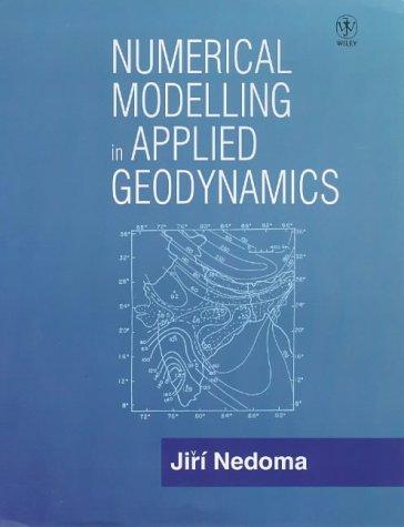 9780471974611: Numerical Modelling in Applied Geodynamics