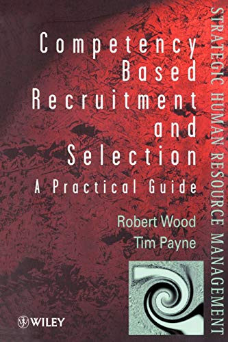 9780471974734: Competency-Based Recruitment and Selection