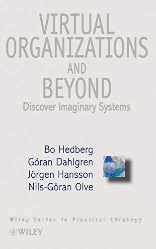 9780471974932: Virtual Organizations and Beyond: Discover Imaginary Systems
