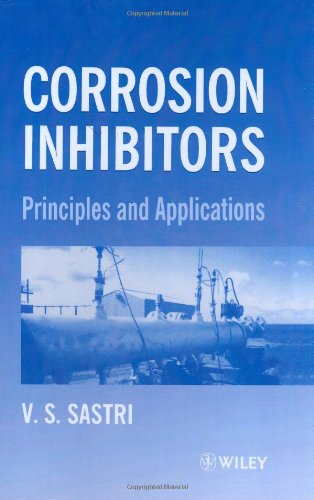9780471976080: Corrosion Inhibitors: Principles and Applications