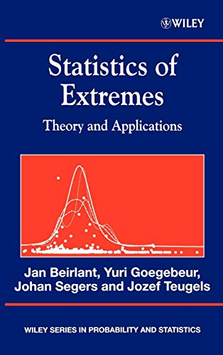 9780471976479: Statistics of Extremes: Theory and Applications (Wiley Series in Probability and Statistics)