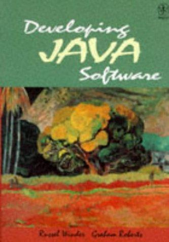 9780471976554: Developing Java Software