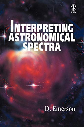 9780471976790: Interpreting Astronomical Spectra