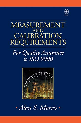 9780471976851: Measurement and Calibration Requirements for Quality Assurance to ISO 9000
