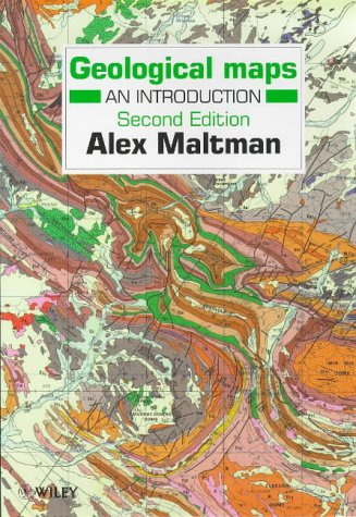 9780471976967: Geological Maps: An Introduction, 2nd Edition