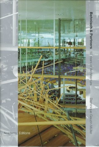9780471977469: Behnisch and Partners: 50 Years of Architecture (academy editions)