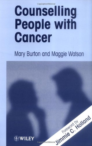 9780471978138: Counselling Patients with Cancer (Medical Sciences)