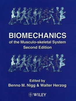 9780471978183: Biomechanics of the Musculo-Skeletal System, 2nd Edition