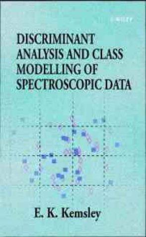 9780471978305: Discriminant Analysis in Spectroscopy