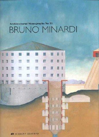 9780471978541: Bruno Minardi (Architectural Monographs (Paper))