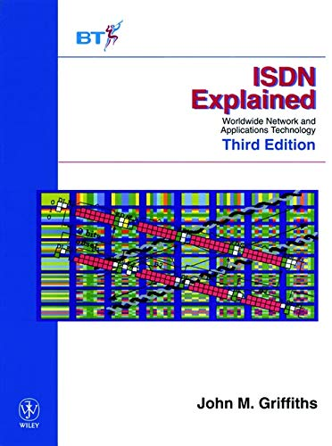 9780471979050: ISDN Explained: Worldwide Network and Applications Technology, 3rd Edition