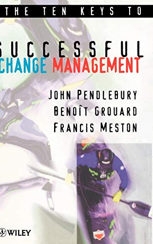 9780471979302: The Ten Keys to Successful Change Management