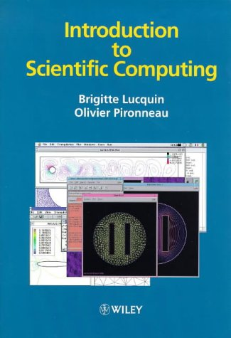 9780471979340: Introduction to Scientific Computing