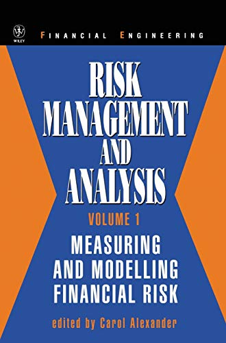 9780471979579: Risk Management and Analysis, Measuring and Modelling Financial Risk (Volume 1)