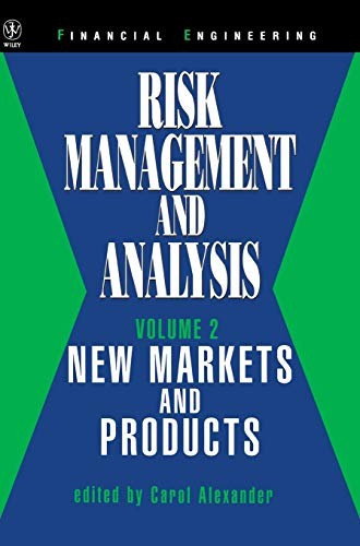 9780471979593: Risk Management and Analysis: New Markets & Products: 2
