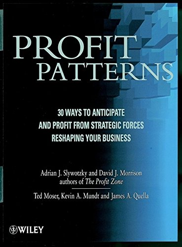 9780471979715: Profit Patterns : 30 Ways to Anticipate & Profit from Strategic Forces Reshaping your Business