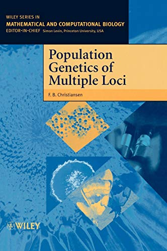 Population Genetics of Multiple Loci (Hardback): Freddy Bugge Christiansen