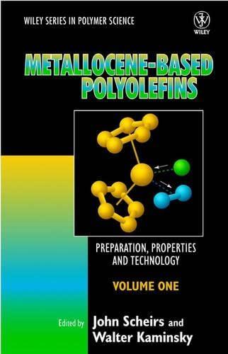 9780471980865: 2 Volume Set , Metallocene-Based Polyolefins: Preparation, Properties, and Technology