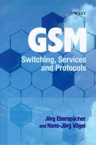 9780471982784: GSM - Switching Services and Protocols