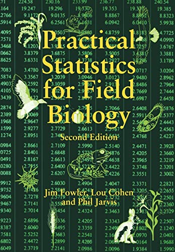 9780471982968: Practical Statistics for Field Biolog 2e (Life Sciences)