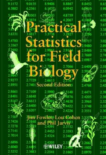 9780471982968: Practical Statistics for Field Biology