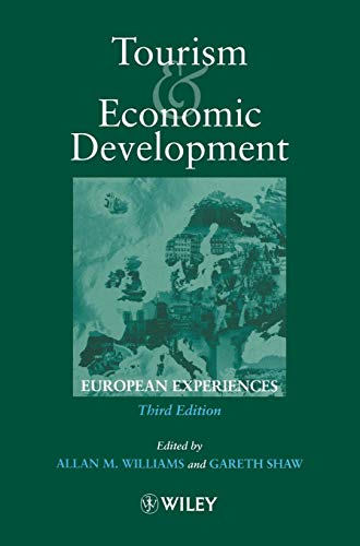 9780471983163: Tourism and Economic Development: European Experiences