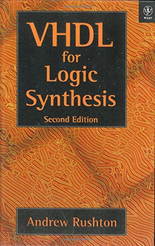 9780471983255: Vhdl for Logic Synthesis